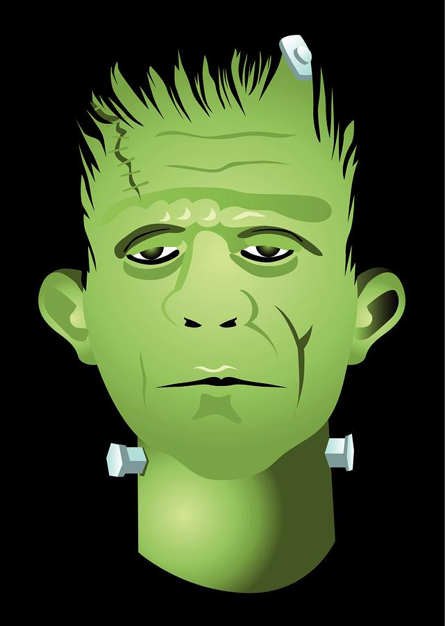 Frankenstein's Monosyllabic Monster