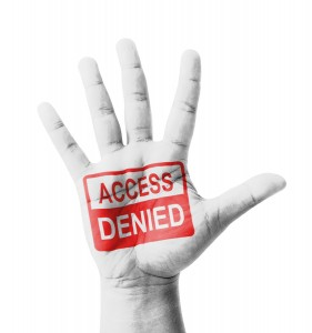 Access Denied - Leads Today