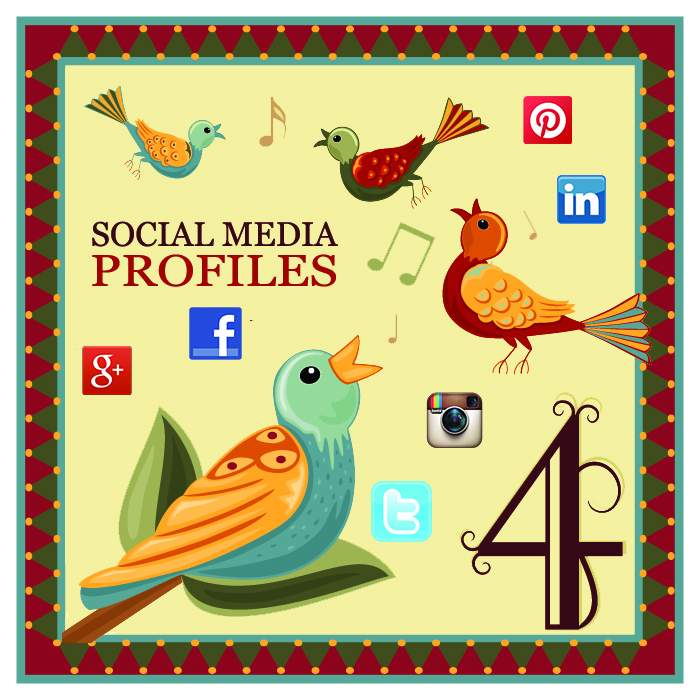"""Set your company up on the social media platforms that will best reach your customers and highlight your goods/services."""""""