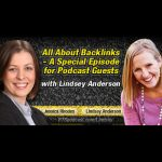 All About Backlinks with Jessica Rhodes