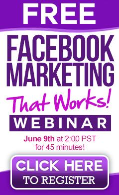 Facebook Marketing Webinar