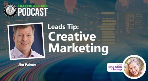 creative marketing ideas With Jim Palmer