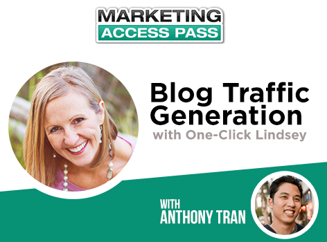 Traffic Generation Strategies: Join Marketing Access Pass Podcast