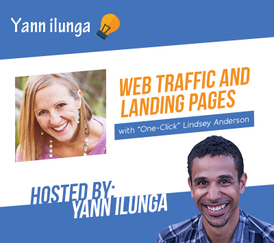 Web Traffic and Landing Pages Creation