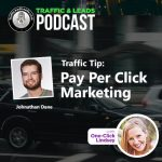 Traffic Tip: Pay Per Click Marketing