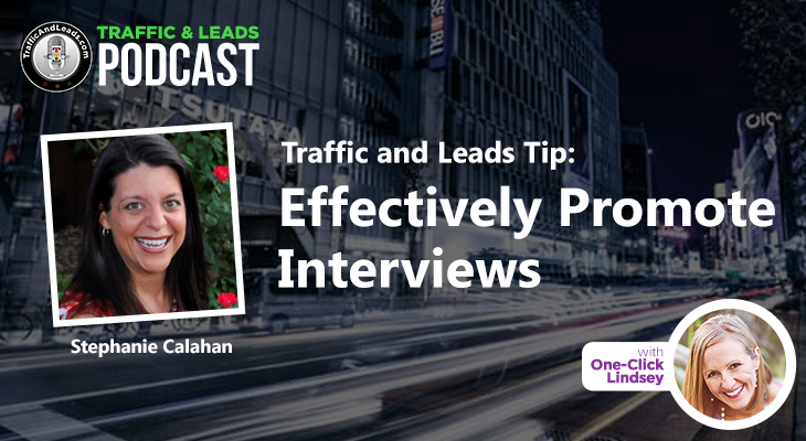 Effectively Promote Interviews