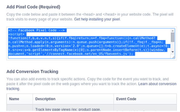 Here's How You Gain Access to Your Facebook Pixel