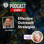 Effective Outreach Strategies Podcast with Jesse Randall