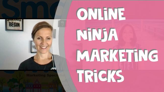 Top Online Ninja Marketing Tricks