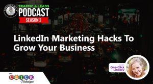LinkedIn Marketing Hacks