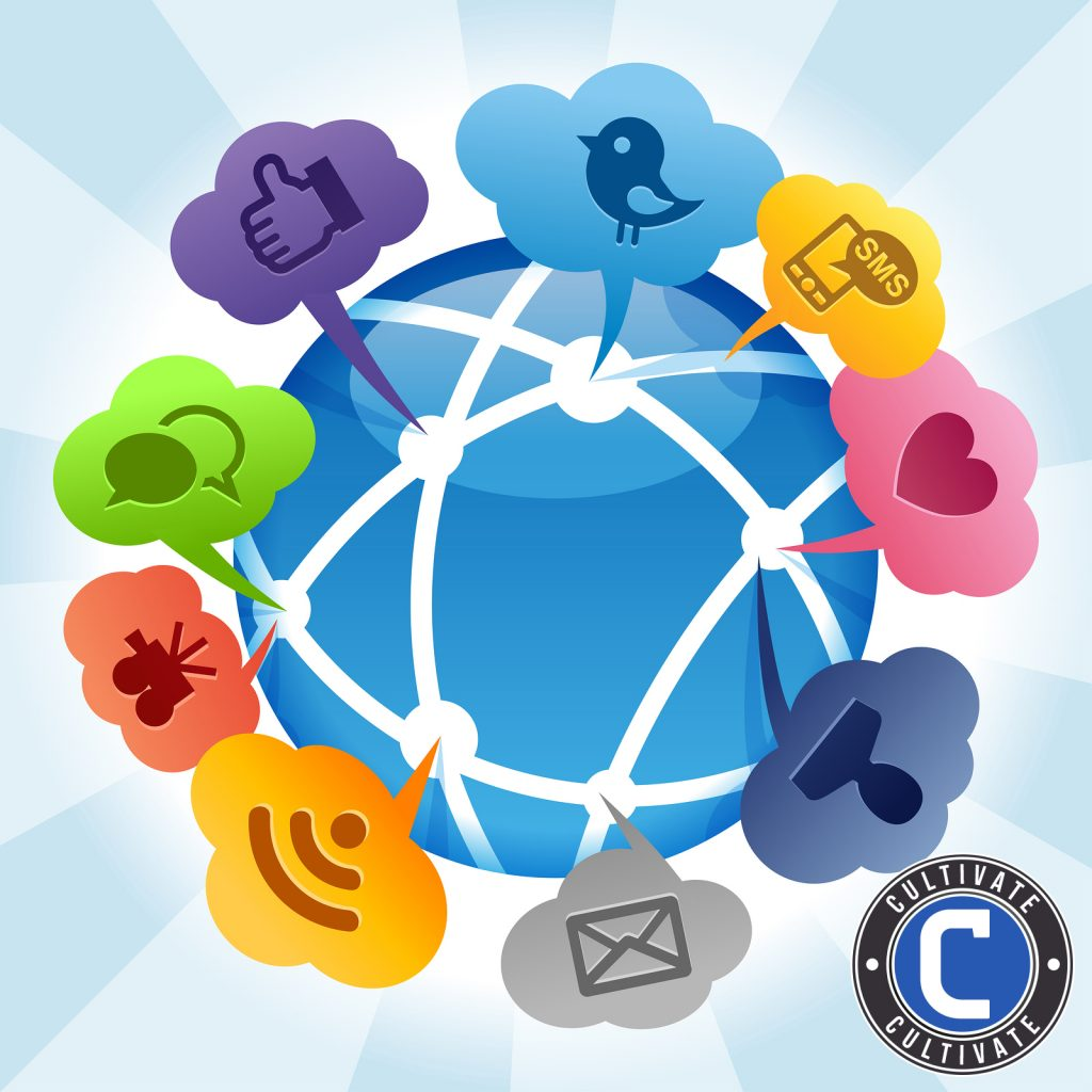 2 Ways to Harness the Power of Social Media for Content Marketing