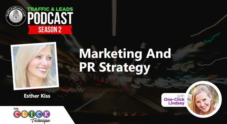 Marketing and PR Strategy