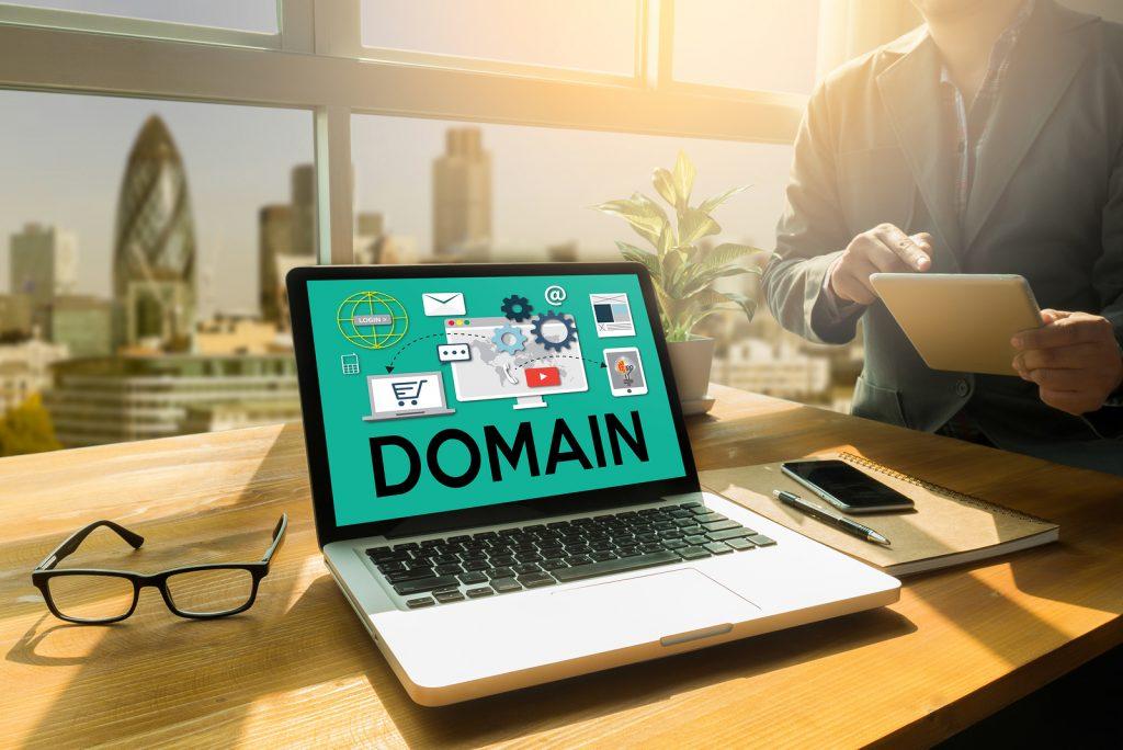 Popular Domain Names