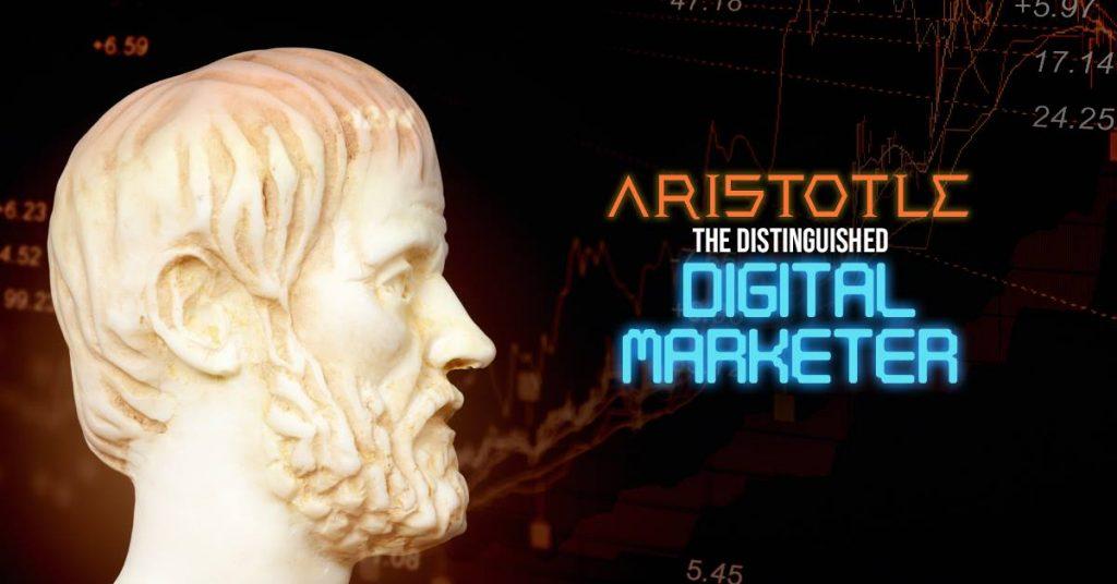 the distinguished digital marketer