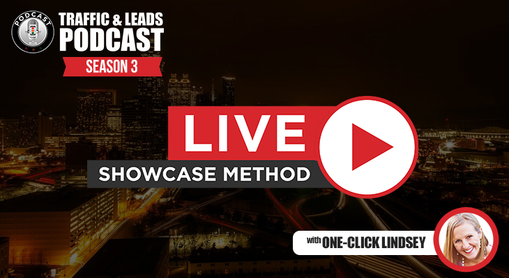 Facebook LIVE Showcase Method