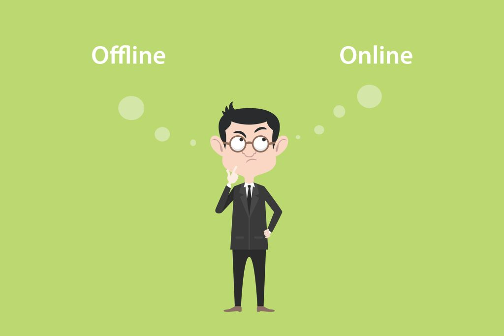 Offline and Online Marketing to Promote Your Business