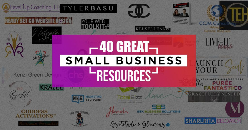 40 small business resources