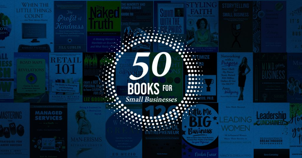 50 books for small businesses