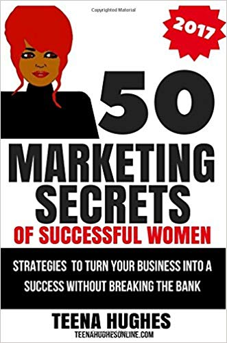 50 marketing secrets of successful women