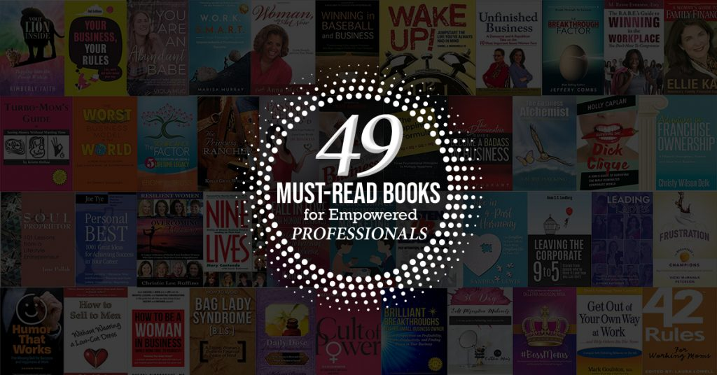 49 must-read books for empowered professionals