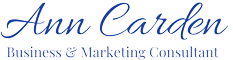 Ann Carden Business and Marketing Consultant