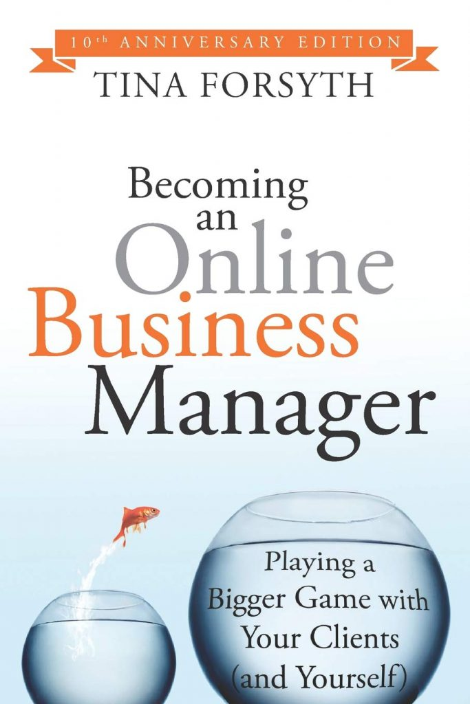 Becoming an Online Business Manager