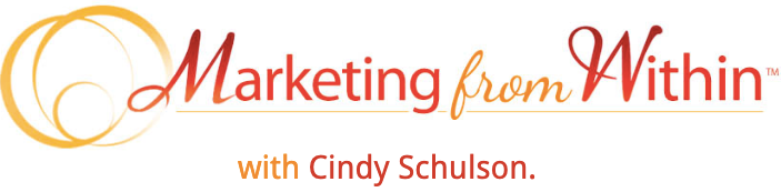 Marketing from WIthin Cindy Schulson