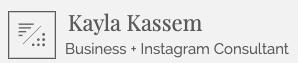 Kayla Kassem