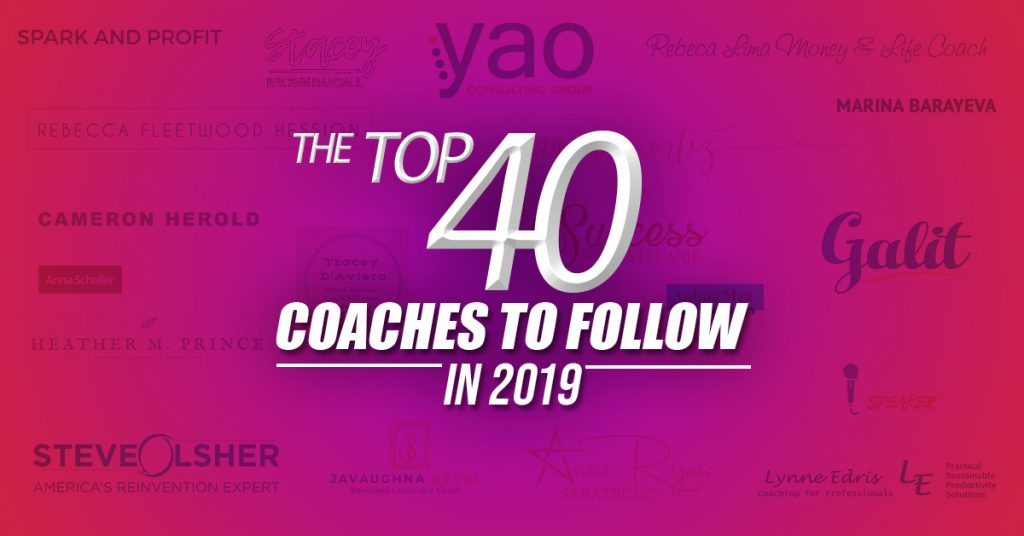 top 40 coaches in 2019