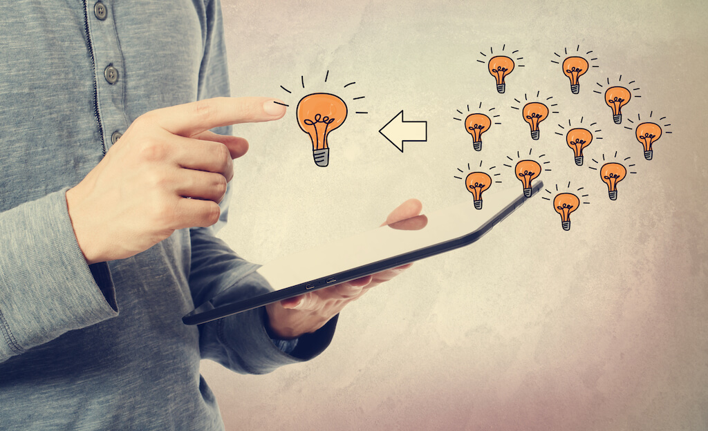 Business Coach Help Brainstorm