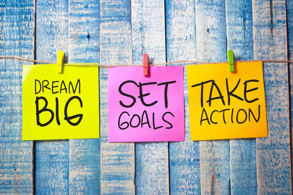 Coach will Help You Set Goals