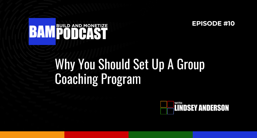 Why You Should Set Up A Group Coaching Program