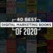 40 Best Digital Marketing Books of 2020