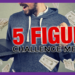 five figure challenge method