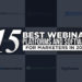 15 Best Webinar Platforms and Software for Marketers in 2021